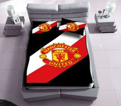 man united fleece blanket
