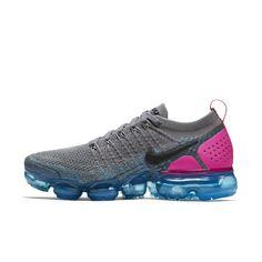 Nike Air VaporMax Flyknit 2 Metallic Women's Shoe Size 8 (Gunsmoke) Loja Oficial, Artigos Esportivos, Tênis Nike, Esportes, Feminino, Tênis De Basquete Nike, Nike Free, Roupas Casuais, Tênis De Corrida, Botas E Sapatos