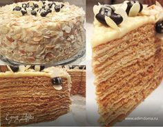 Я очень люблю медовики, но слоеный торт-медовик делаю впервые, искала рецепт торта очень долго, хотелось вкус настоящего медовика. Мне понравился этот рецепт тем, что в принципе делать его не сложн...