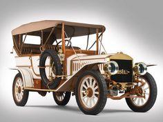1909 Austin Model 60 Touring
