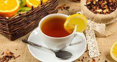 Chá de casca de laranja