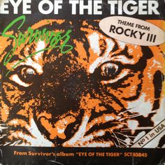 Survivor - Eye of the tiger 45t