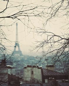 Would never get sick of looking at this view of the Eiffel Tower!