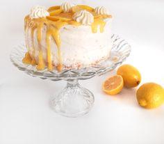 Anyum ünnepi citromtorta receptje . - Cake by fari Ricotta, Panna Cotta, Cake, Ethnic Recipes, Food, Dulce De Leche, Kuchen, Essen, Meals