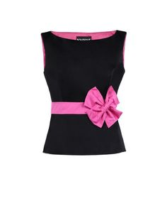 Blouse Boutique Moschino Women on Moschino Online Store. Secure payment and worldwide delivery.