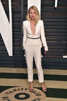 Naomi Watts in Armani