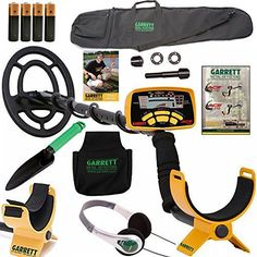 Garrett Ace 250 Metal Detector withHeadphones, DVD,…  http://www.findthatbounty.com/