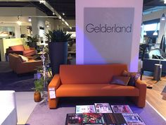 Gelderland bank 4730 by Jan des Bouvrie gepresenteerd door Home Center Wolvega #gelderlandmeubelen #dutchdesign #interieur #homecenterwolvega