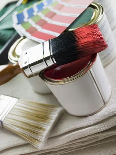 Paint Glossary: All About Paint, Color and Tools    Learn what type of paint to use, which tools will work best and the basics for picking color schemes.