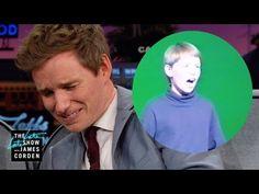 Eddie Redmayne's Childhood Headshot Proves He Hasn't Changed At All