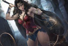 Heart of Gold - Wonder woman