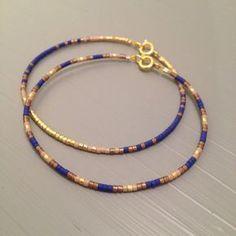 Green and gold bracelet minimalist bracelet dainty bracelet gold beaded bracelet friendship bracelet seed bead bracelet This listing is for one #finebracelets