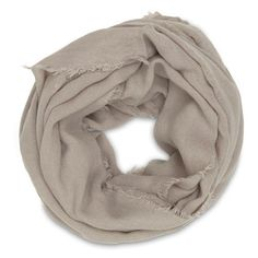 Everyday Loop Scarf - Powder Grey