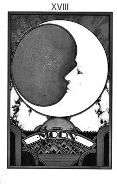 """The Moon was cardboard, fragile and very apt to fray...""""The Fantastiks"""""""