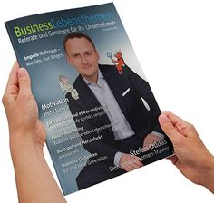 BusinessLebensthemen_2013 Brochüre jetzt hier herunterladen: www.stefandudas.com