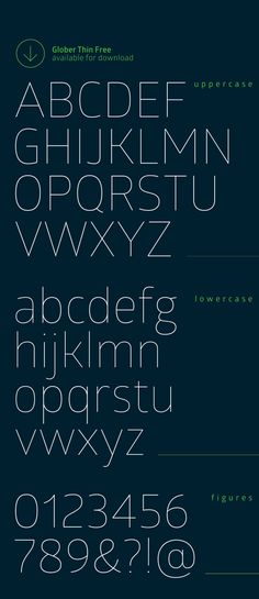 Free Fonts for Free Download | Fonts | Graphic Design Junction