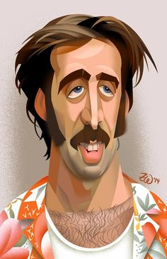 The blog of Zack Wallenfang: Happy 50th Nicolas Cage!
