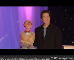 Jeff Dunham and Walter Blooper Funny Video!