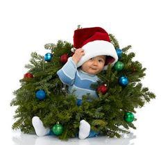 cute idea for christmas photos