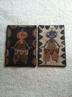 Hooked by MyGloryStars, pattern by Tammy Speicher