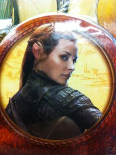 First Look at Evangeline Lilly from The Hobbit: An Unexpected Journey on http://www.shockya.com/news