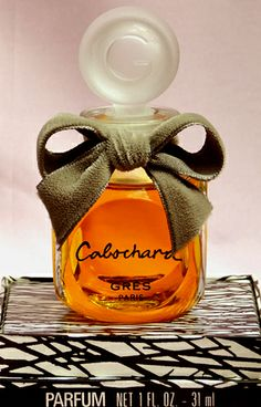 Vintage Cabochard.....my all time favorite perfume! Don't confuse it with the reformulated new stuff. 80's or preferably older for me. Created in 1959 by Madame Gres!