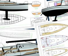 Votre projet - Projet de navire - Avant-projet | DW Yacht Design - Architecte naval