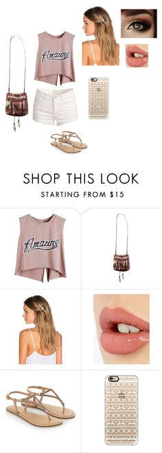 """Untitled #115"" by vic-valdez on Polyvore featuring Ermanno Scervino, Lelet NY, Charlotte Tilbury, Accessorize and Casetify"
