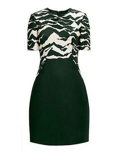Mystic Mountain Dress