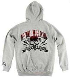 e53513df7d8 Metal Mulisha Never Die Zip Up Hoodie - XL only