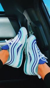 Nike Shoes OFF! ►► Shoes Nike shoes Footwear Dream shoes Trending womens shoes Sneakers nike - blue on blue - Sneakers Shoes, Dr Shoes, Cute Sneakers, Hype Shoes, Sneakers Fashion, Fashion Shoes, Shoes Sandals, Girls Sneakers, Gucci Shoes