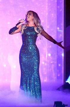 In Vrettos Vrettakos performing at the 2014 Brit Awards. See all of Beyoncé's best looks.