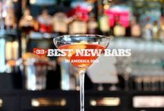 We spent the year drinking our way across the country to find the newest watering holes - 33 Best New bars in the U.S.