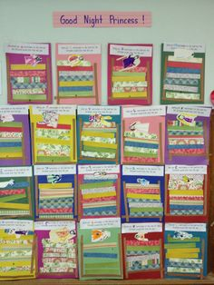 After reading The Princess and the Pea, we made these cute princesses. I used Fairy Dust Teaching 's guided drawings to make the princ...