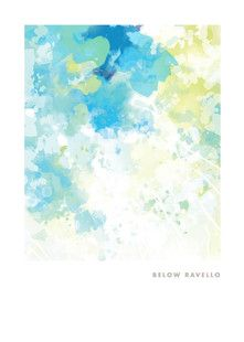 'Below Ravello', By Kelli Hall on Minted.com bad link pretty painting