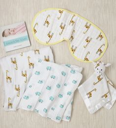 Featuring swaddle bl