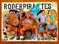 One Piece Comic, One Piece Fanart, Manga Anime One Piece, Anime Manga, Days Anime, Gintama Funny, One Piece Photos, Graphic Novel Art, One Piece World