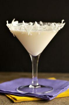Coconut Cream Pie Martini