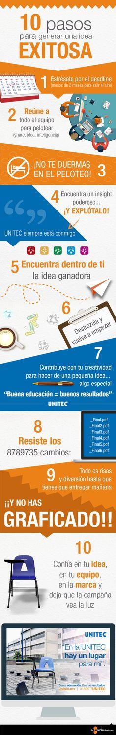 """UNITEC - campaña """"Buena educación, buenos resultados"""""""