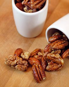 Spicy Maple Nuts 2 | Flickr - Photo Sharing!