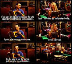 i love Sheldon and penny's relationship!