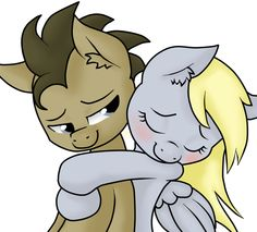 Image from http://th08.deviantart.net/fs70/PRE/f/2013/220/f/6/derpy_x_doctor_hug_by_doomcakes-d6hap1z.png.