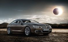 Brown is the new black - BMW 6 Gran Coupe
