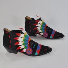 um, these shoes are awesome. ($100 on etsy)