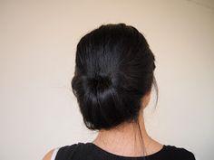 S.T.E.L.: Simple & Elegant hairdo ~ E.L.