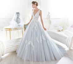 Moda sposa 2018 - Collezione NICOLE. NIAB18105. Abito da sposa Nicole. Blue  Wedding dec37ac02d2
