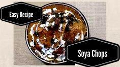 Soya Chops Masala