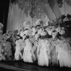 Folies Bergère in 1937 Photography Memories