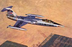 Lockhheed F-104 one of the most beautiful planes ever