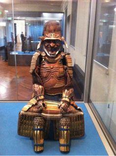 Nio dou gusoku. Tokyo National Museum.